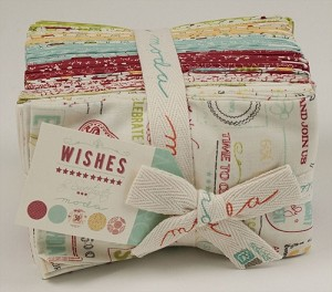 Wishes Fat Eighth bundle includes 40 fat eighths by Sweetwater for Moda Fabrics