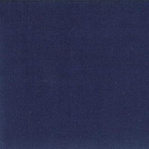 Bella Solids - Nautical Blue - Moda Fabrics yardage - 1.25 yds remain - sold as one piece