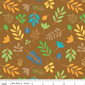 Zoofari by Riley Blake Designs yardage - 5 yds sold as one piece