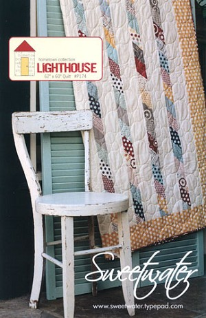 "Lighthouse by Sweetwater Patterns - 62"" x 60"""