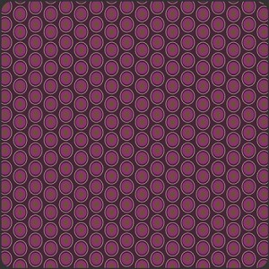 OE Eggplant Blender-Pat Bravo-Art Gallery Fabrics - Just 1.125 yds remaining - sold as one piece